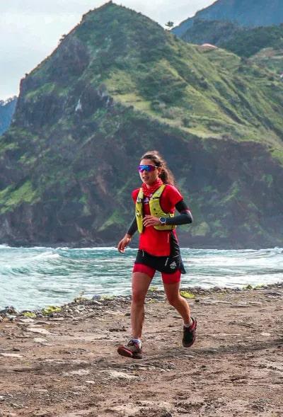 Inés Marques Reventón Trail Fred Olsen Express